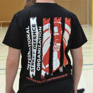 ISDO Tshirt Instructor hinten