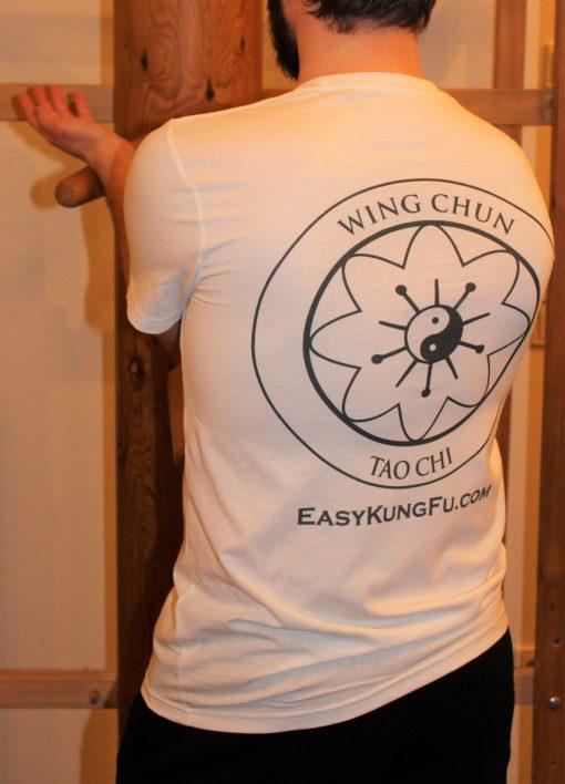 T-Shirt Wing Chun weiß